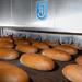 Pásové pekárske pece